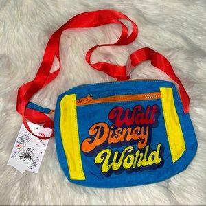 DisneyParks Retro Walt Disney World Crossbody Bag